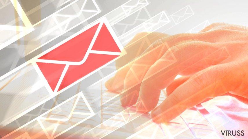 Kā identificēt ar vīrusu inficētu e-pastu? momentuzņēmums