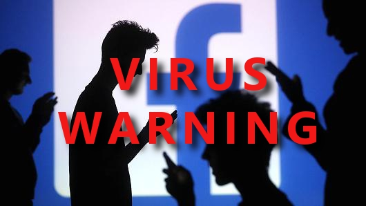 Facebook and Chrome users should stay alert