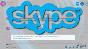 Ļaunprātīgas saites liecina par vēl viena Skype vīrusa izplatīšanos