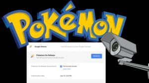 Populārais Pokemon Go un tā problēmas ar privātumu