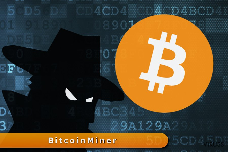 Bitcoin vīruss momentuzņēmums