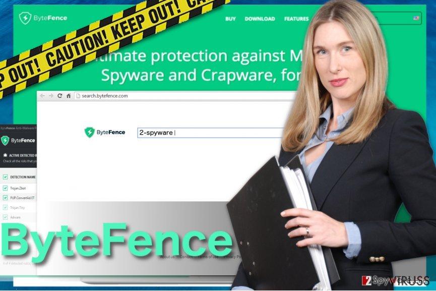 ByteFence attēls