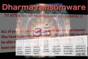 Dharma izspiedējvīruss