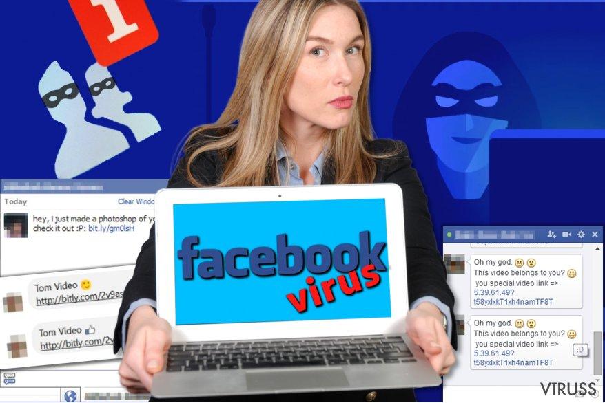 Facebook vīruss