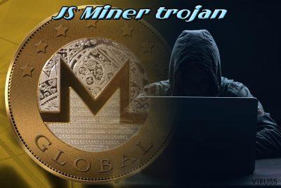 Js Miner Trojas zirgs