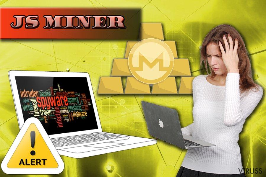 Js Miner kripto-racējs