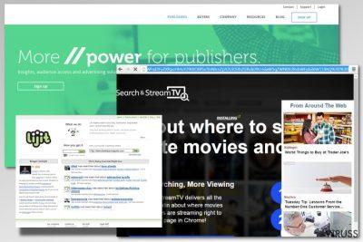 lijit.com reklāmprogrammatūras piemērs