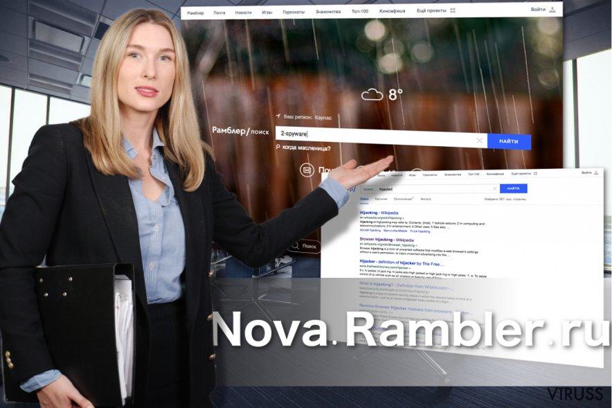 Nova Rambler izskats