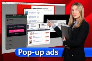 Pop-up reklāmas