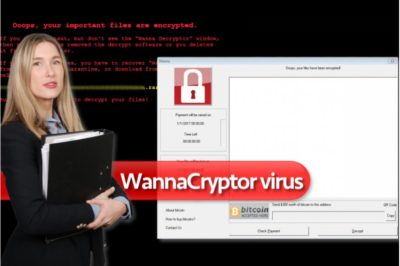 WannaCryptor izspiedējvīruss