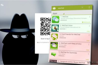 WeChat vīruss