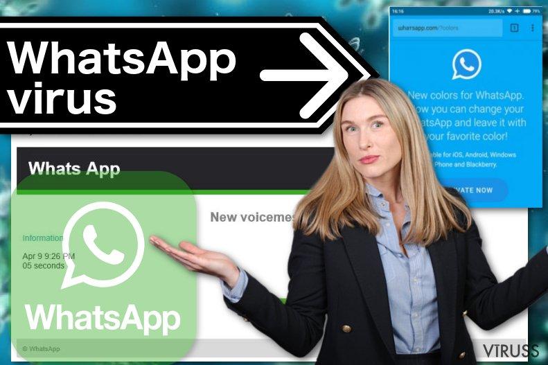 WhatsApp vīruss