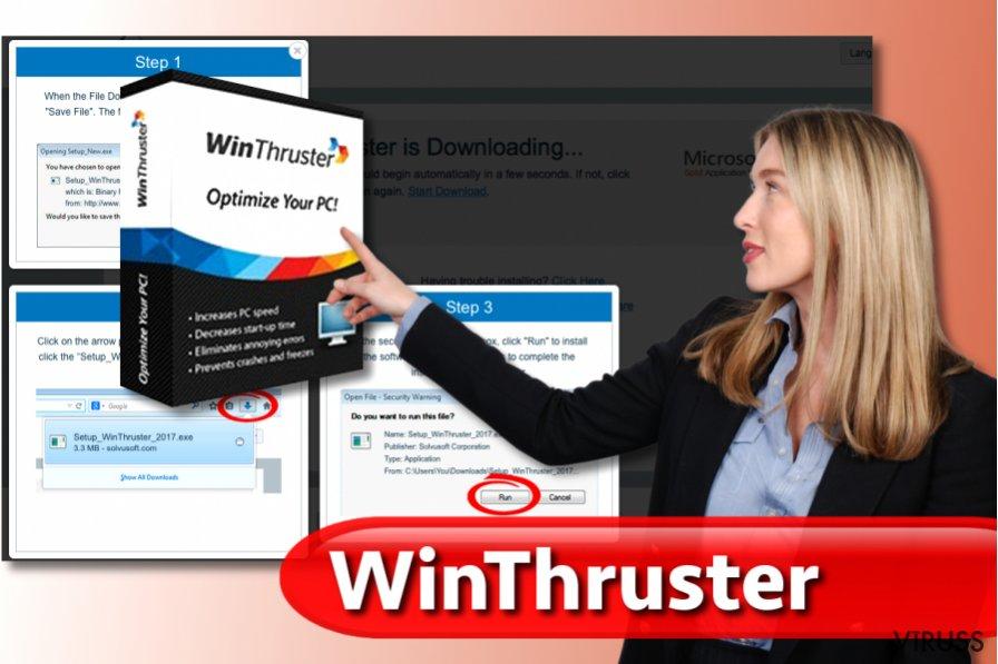 WinThruster vīruss